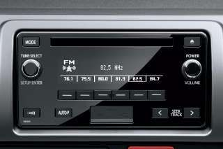CD・AM/FM(USB/AUX端子付)